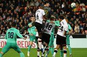 Валенсия – Реал – 1:3. Текстовая трансляция матча