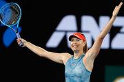 Шарапова получила wild card на Australian Open