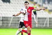 Скауты Динамо просматривали 18-летнего опорника Войводины