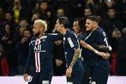 ПСЖ уничтожил Сент-Этьен и вышел в полуфинал Кубка французской лиги