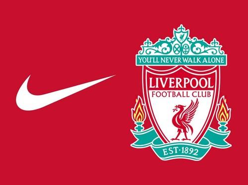 Ливерпуль подписал контракт с Nike на рекордную сумму