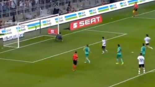 ВІДЕО. Парехо з пенальті забив гол престижу для Валенсії