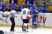 ВИДЕО. Матч ветеранской сборной Украины по хоккею от первого лица