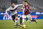Торино переиграл Дженоа в серии пенальти в Кубке Италии