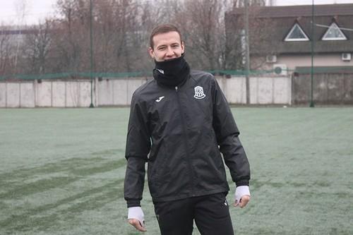 Дегтярев вернулся в Олимпик