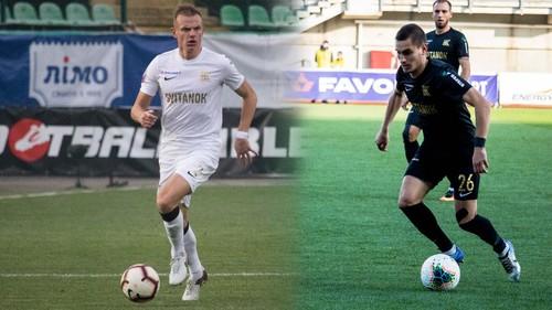Два ключевых игрока покинули Колос из Ковалевки