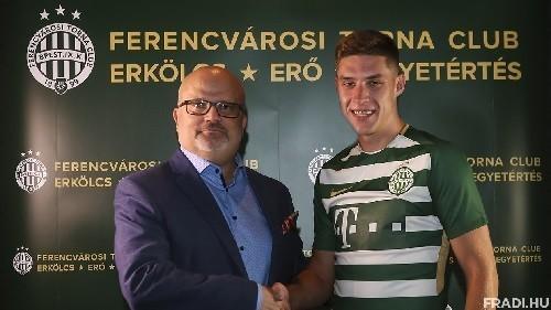 Ференцварош подтвердил желание избавиться от Игнатенко