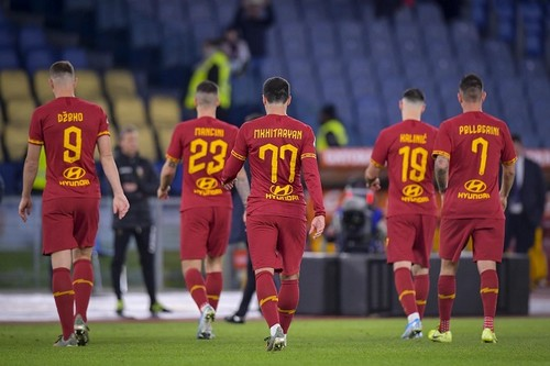 Рома может провести товарищеский матч с Шахтером в Украине