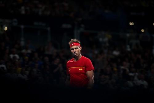 ATP Cup. Надаль вывел Испанию в финал на Сербию