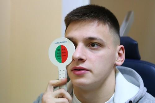 Назарій РУСИН: «Хочу стати лідером Динамо»