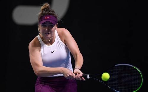 ФОТО. Світоліна провела тренування на кортах Australian Open
