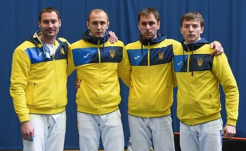 Українські шпажисти посіли 5-те місце на етапі Кубка світу в Німеччині