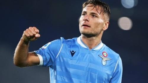 Лацио переиграл Наполи за счет гола Иммобиле в концовке матча