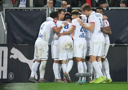 20-й тур Лиги 1. Лион в гостях обыграл Бордо, Брест забил 5 голов Тулузе
