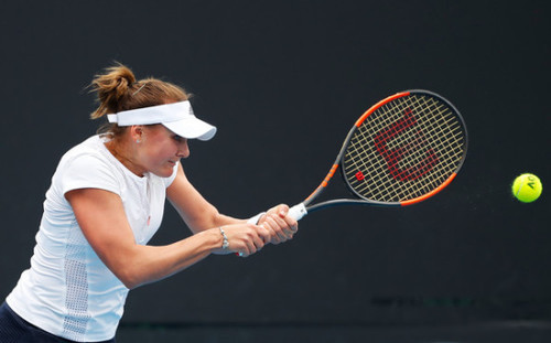Козлова одержала победу в финале квалификации турнира в Хобарте