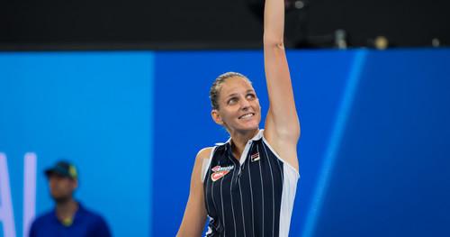 Брісбен. Плішкова захистила титул в Австралії