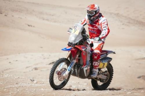 Упал с мотоцикла. Известный португальский гонщик погиб на Ралли Дакар