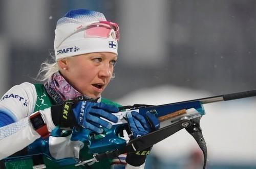 Оберхоф-2020. Макаряйнен выиграла масс-старт, Пидгрушная не попала в топ-15