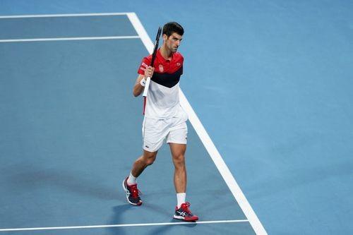 Джокович обыграл Надаля в финале ATP Cup