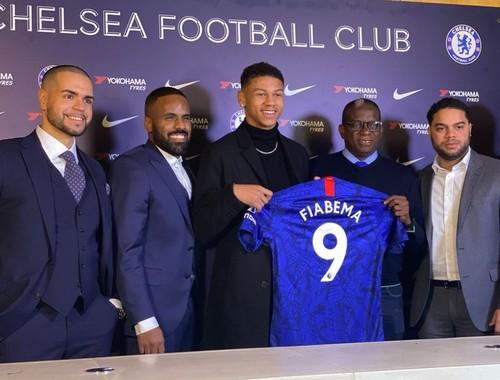 Челсі підписав першого гравця при Лемпарді
