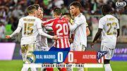 Реал – Атлетико – 0:0 (пен. 4:1). Відео серії пенальті та огляд матчу