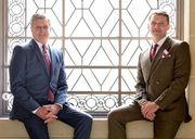 Президент Голден Стэйт вступил в однополый брак