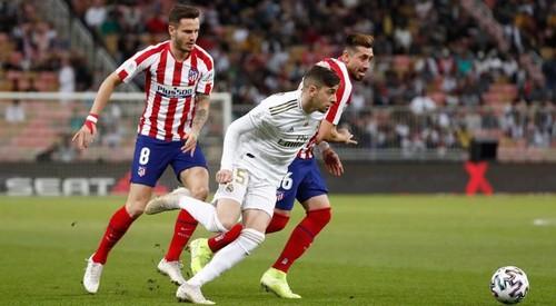 Реал Мадрид – обладатель Суперкубка Испании-2020!