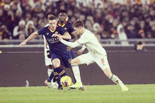 Рома – Ювентус – 1:2. Видео голов и обзор матча