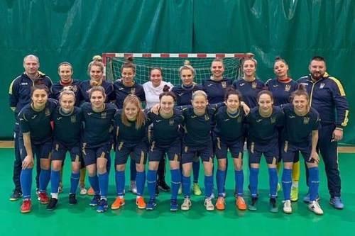 Lviv Freedom Cup-2020. Женская сборная Украины стартовала с победы