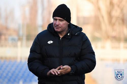 Близнюк – новый главный тренер Николаева