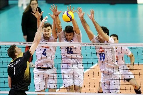 Определились все участники мужского олимпийского волейбольного турнира