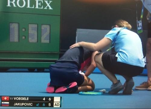 Нечем дышать! Теннисистка чуть не потеряла сознание из-за смога от пожаров
