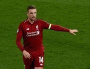 Хендерсон стал лучшим игроком Англии в 2019-м году