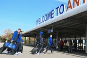 ВІДЕО. Як київське Динамо прибуло до Анталії