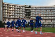 ФОТО. Динамо провело перше тренування на зборі в Туреччині