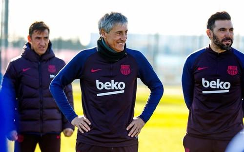 Кике СЕТЬЕН: «Вчера гулял возле коров, сегодня тренирую Барселону»