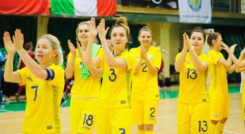 Футзал. Украина вышла в финал Lviv Freedom Cup