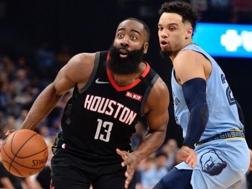 НБА. 41 Хардена не спасло Хьюстон от поражения Мемфису, победа Атланты