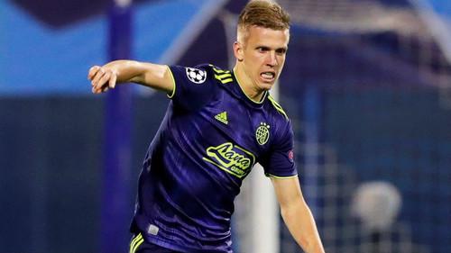 Челси хочет купить молодого таланта загребского Динамо