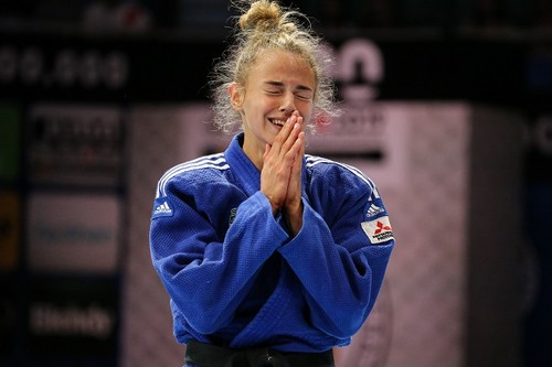 Дарья Билодид – спортсмен 2019 года в Украине