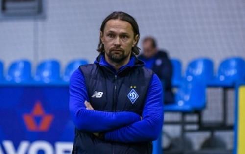Тренер Динамо U-19: «Договоримся с Михайличенко, кто нам сможет помочь»
