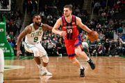 Михайлюк on fire. Украинец проводит лучший отрезок в карьере в НБА