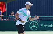 Молчанов вийшов у фінал парного турніру в австралійському Бендіго