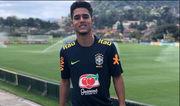 Барселона хоче підписати 17-річного бразильського захисника