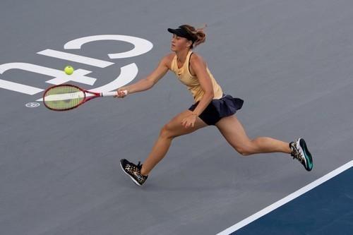 Костюк проиграла Вихлянцевой и выбыла из квалификации Australian Open