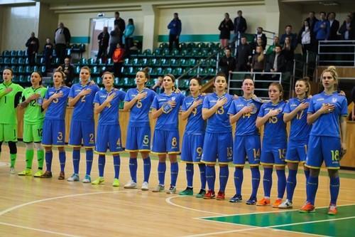 Футзал. Украина проиграла в финале Lviv Freedom Cup