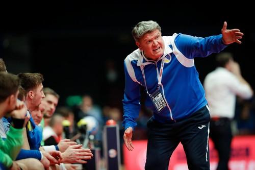 Бебешко подал в отставку после неудачи Украины на Евро-2020