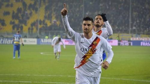 Парма – Рома – 0:2. Видео голов и обзор матча