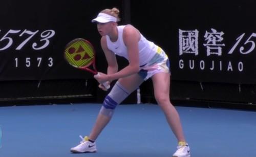 Лопатецкая не сумела выйти в финал квалификации Australian Open