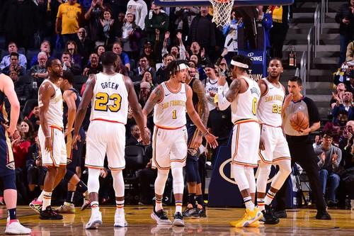 НБА. 10-е подряд поражение Голден Стэйт, победы Клипперс и Милуоки